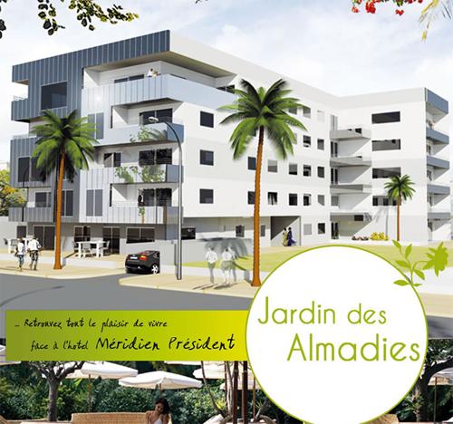 Jardin des almadies hbgc ing nieurs for Le jardin almadies