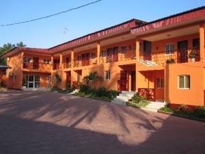Hôtel Akewa Batterie IV